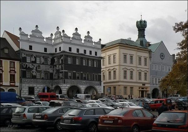 Litoměřice, Mírové náměstí