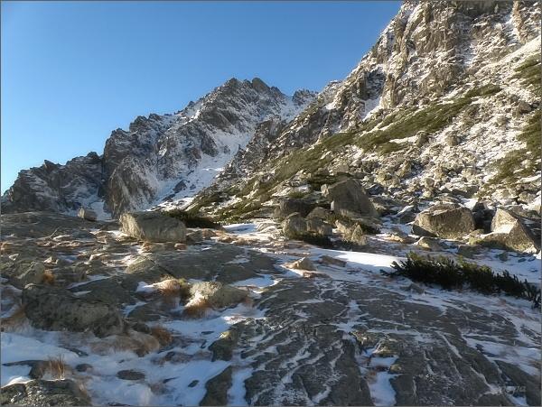 Mlynická dolina, Predné Solisko
