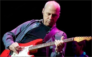 Mark Knopfler (zdroj telegraph.co.uk)