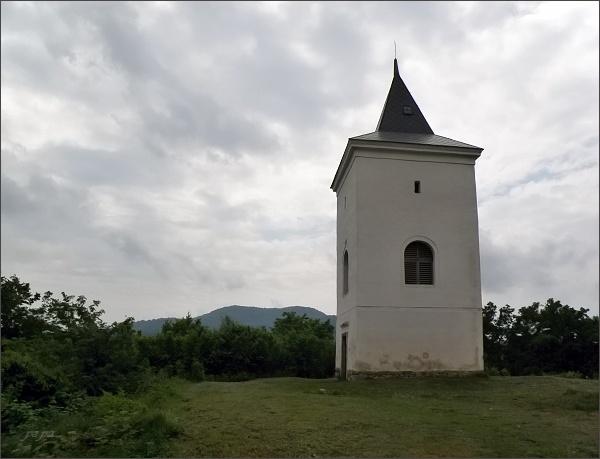 Levín, barokní zvonice