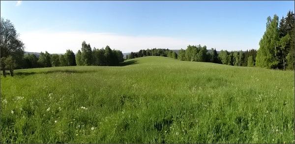 Nad Zelenou Horou
