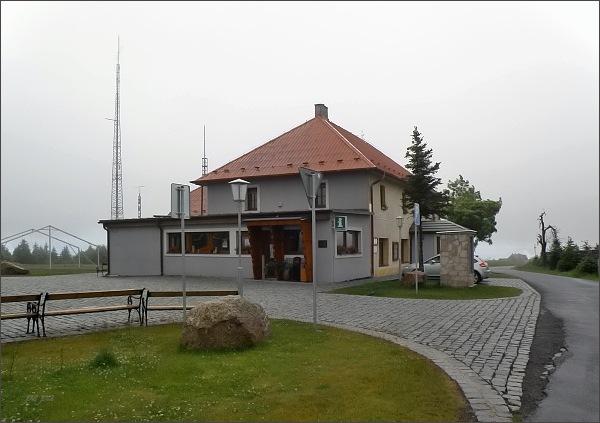 Vzdělávací a rekreační centrum Lesná – infocentrum pro turisty