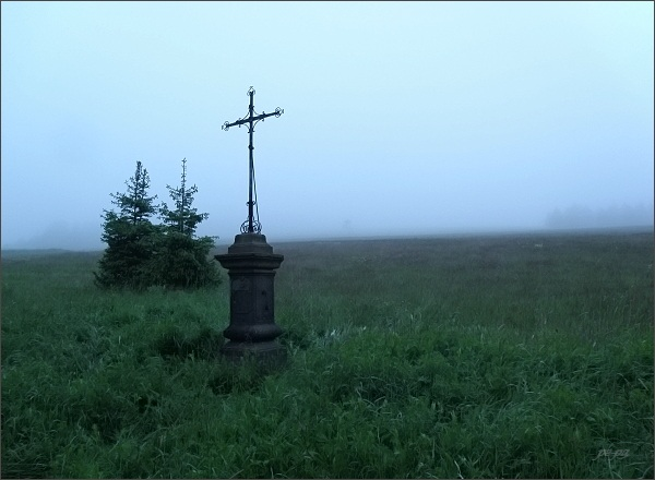 Ráno v bývalém Vilejšově