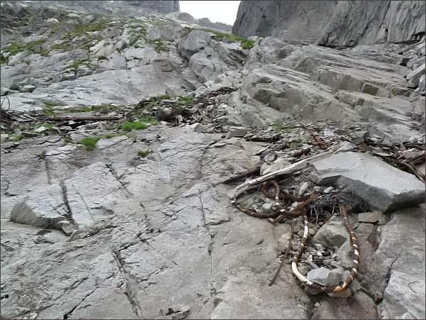 Lomnický štít, nejvýše položené smetiště na Slovensku