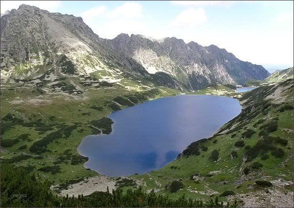 Dolina Pięciu Stawów Polskich. Wielki Staw
