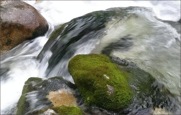 Vysoké Tatry - pohled skrze vodu