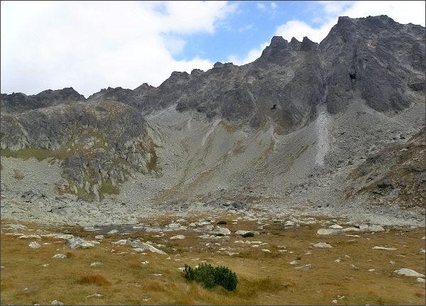 Mlynická dolina, Nižné Kozie pleso