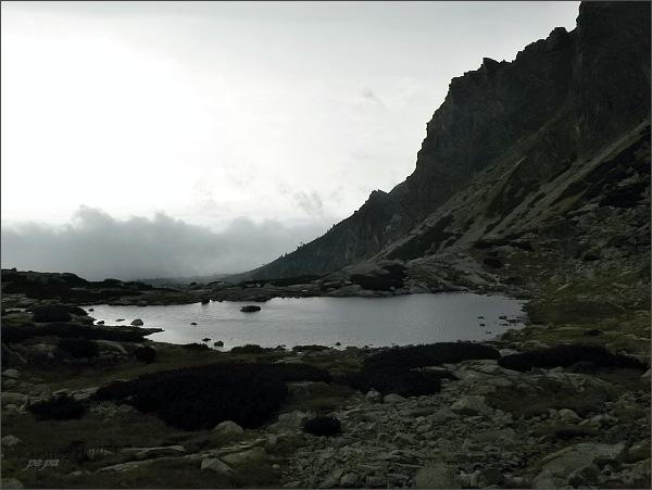 Mlynická dolina, Pleso nad Skokom
