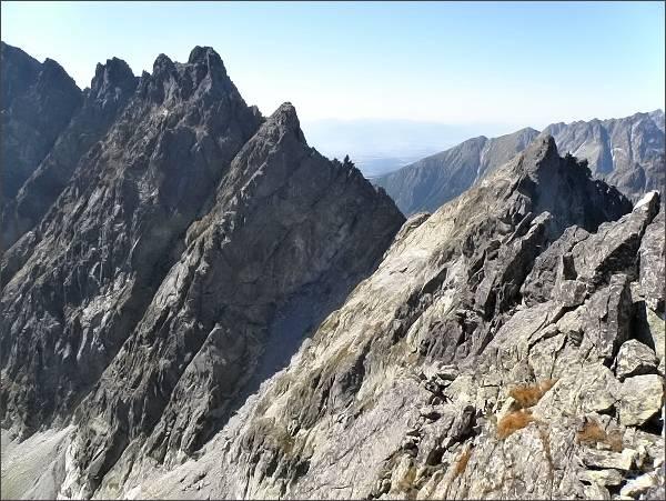 Žlab z Batizovskej doliny do Sedla pod Drúkom