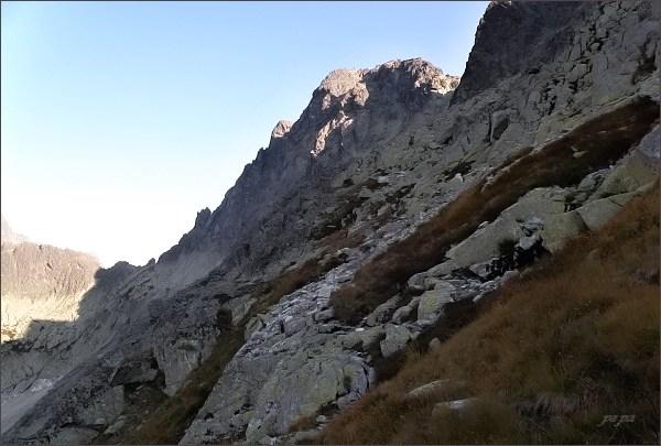 Rumanova terasa, Ganek
