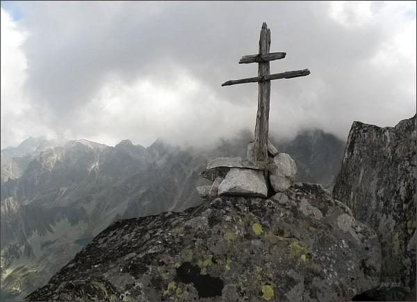 Kříž na Zlobivej