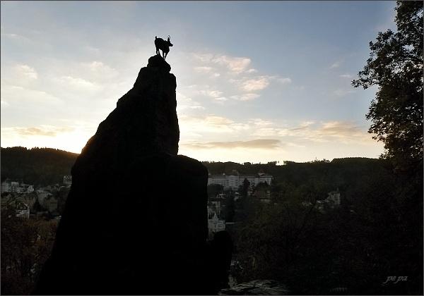 Karlovy Vary, Kamzík