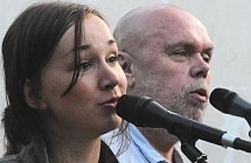 Michal Němec, Marie Puttnerová