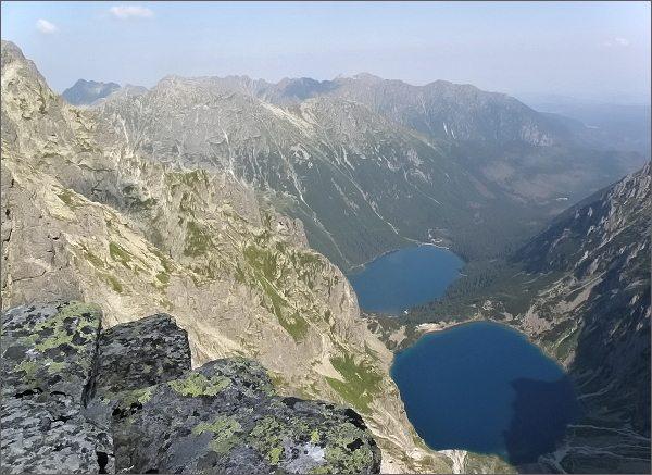 Dolina Rybiego Potoku ze Žabej veže