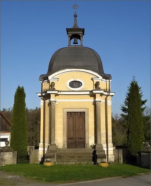Kutřín, kaple