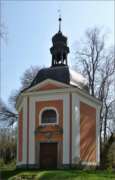 Košumberk, Paletínská kaple