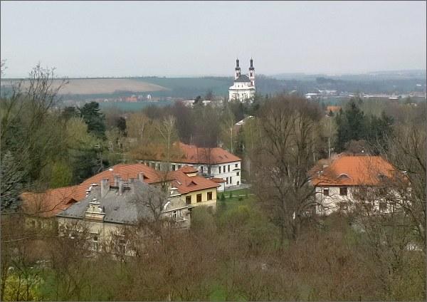 Kostel Panny Marie na Chlumku z Košumberku