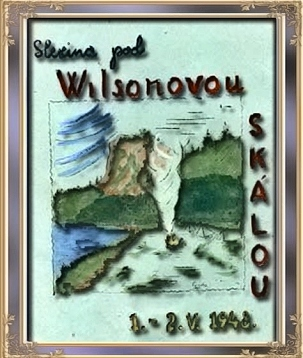 Trampská historie Wilsonovy skály