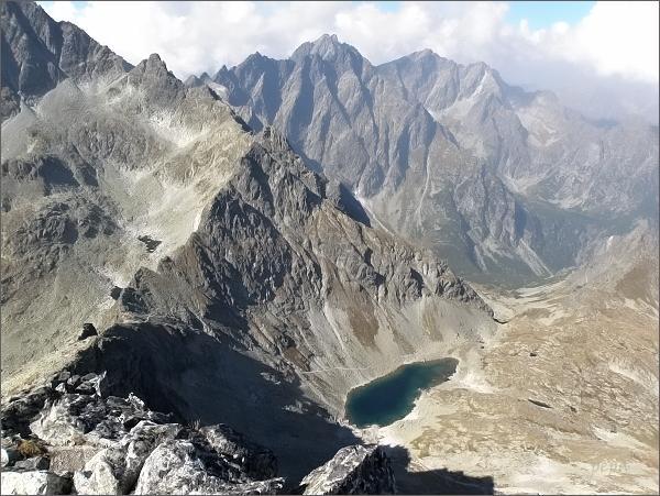 Vysoké Tatry z Východnej Vysokej