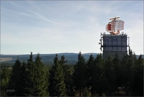Radarová stanice na Auersbergu