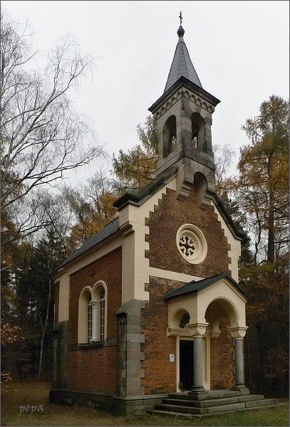 Kyselka, kaple sv. Anny