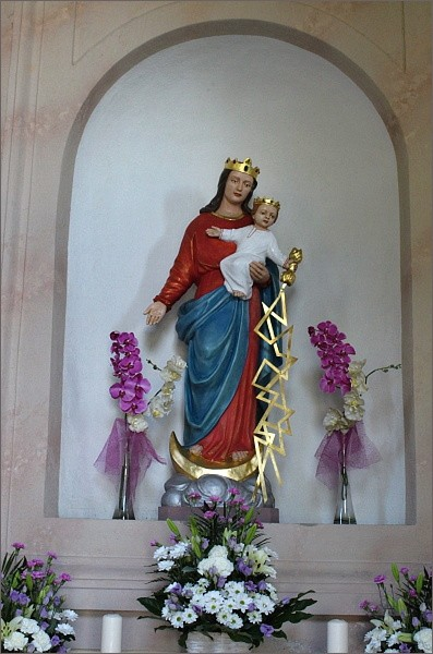 Panna Maria Hostýnská