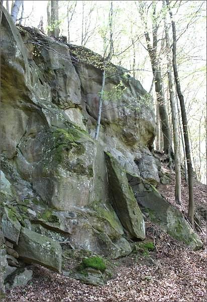Hostýnské vrchy. Přírodní rezervace Smrdutá