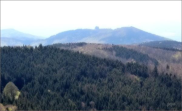 Hostýnskými vrchy