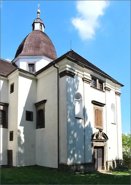 Kaple sv. Barbory na Barborce