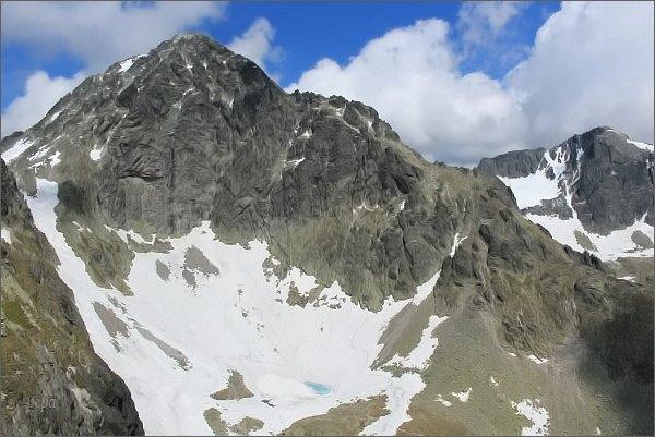 Ľadový štít z Priečnej veže