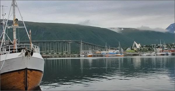 Tromsø, most Tromsø