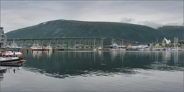 Tromsø, most Tromsøsø