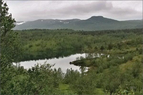 Národní park Stabbursdalen