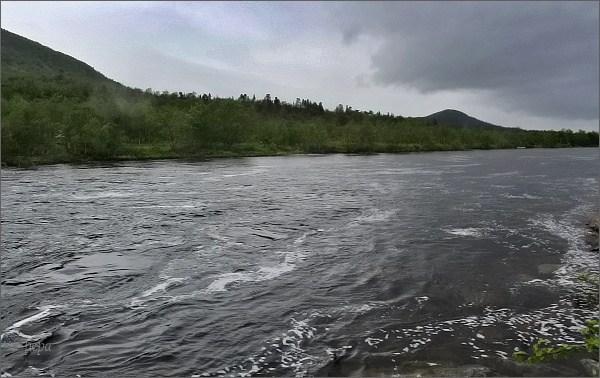 Řeka Stabburselva
