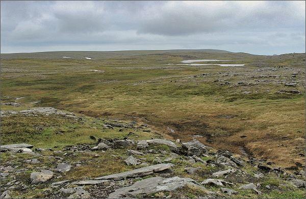 Krajina ostrova Magerøya