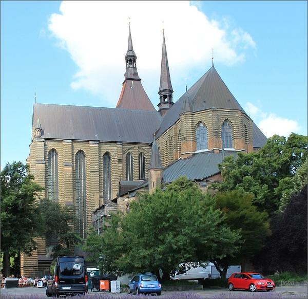 Rostock, St.-Marien-Kirche