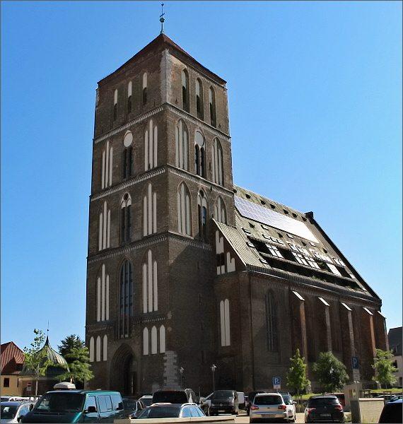 Rostock, Nikolaikirche