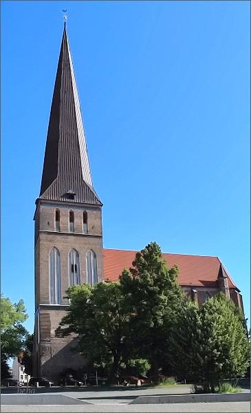 Rostock, Petrikirche