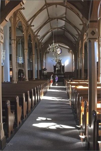 Kabelvåg, Lofotská katedrála (Vågan kirke)