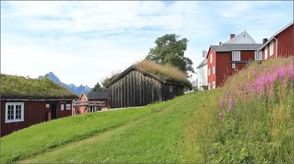 Kabelvåg, Lofotmuseet