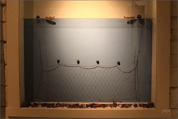 Kabelvåg, Lofotmuseet, technika rybolovu