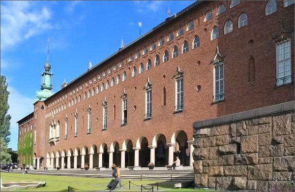 Stockholmská radnice