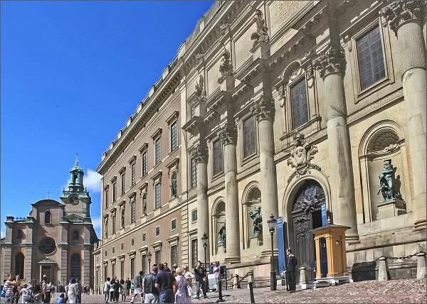 Stockholmský palác