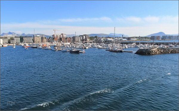 Přístav Bodø