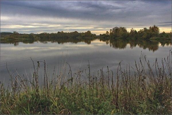 Rybník Nebesák