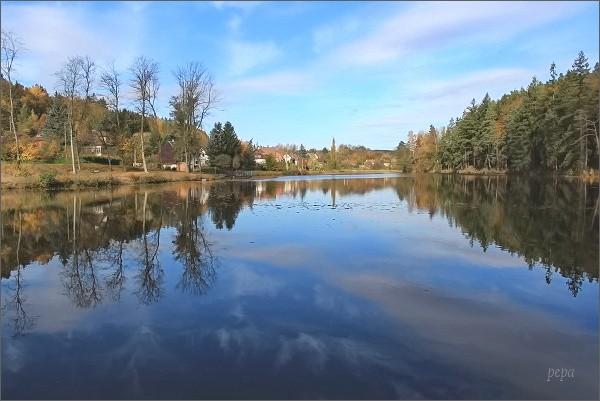 Libá, rybník Kladivo