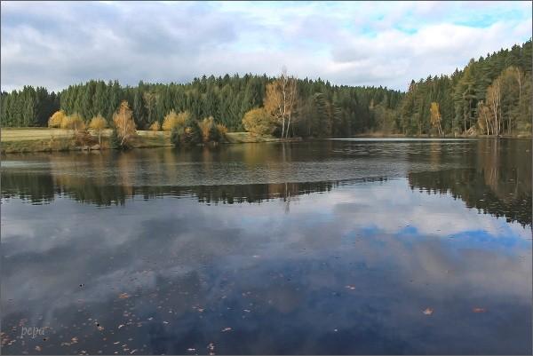 Libá, Kamenný rybník