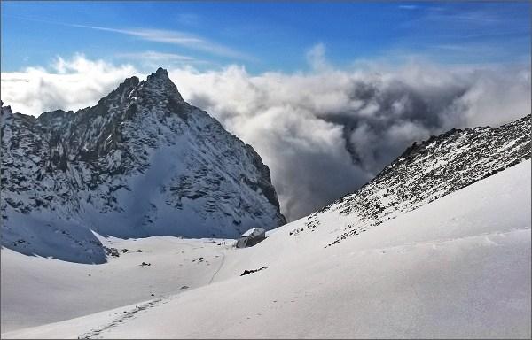 Vysoké Tatry, Dolinka pod Váhou a Kôpky