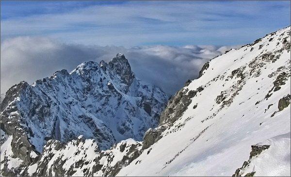 Vysoké Tatry, Mengusovské štíty z Rysov