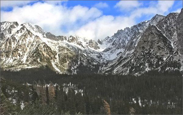Vysoké Tatry, Dolina Zlomísk